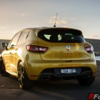 2014 Renault Clio RS back