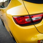 2014 Renault Clio RS rear taillight