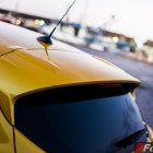 2014 Renault Clio RS roof mounted spoiler