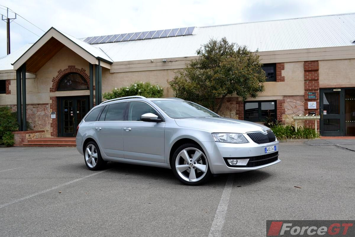 Skoda Octavia Review 2014 Octavia Wagon