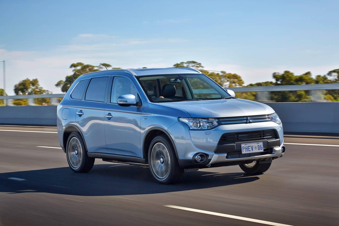 Mitsubishi Cars News Frugal Outlander Phev Price Specs