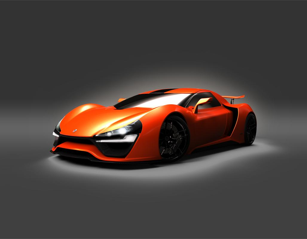 Trion Cars News Nemesis American Supercar With 1 491kw