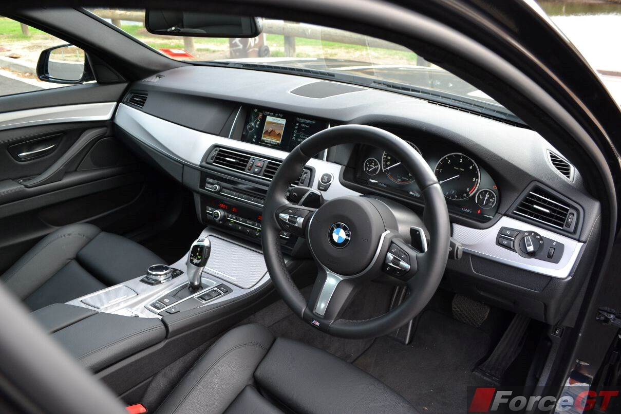 2014 Bmw 5 Series Lci Dashboard Forcegt Com