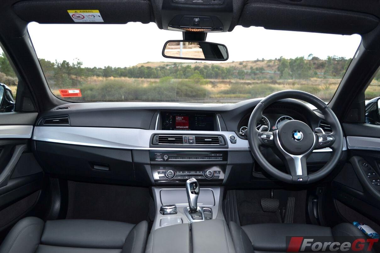 Bmw 5 Series 2014 Interior 2014 Bmw 5 Series Inte...
