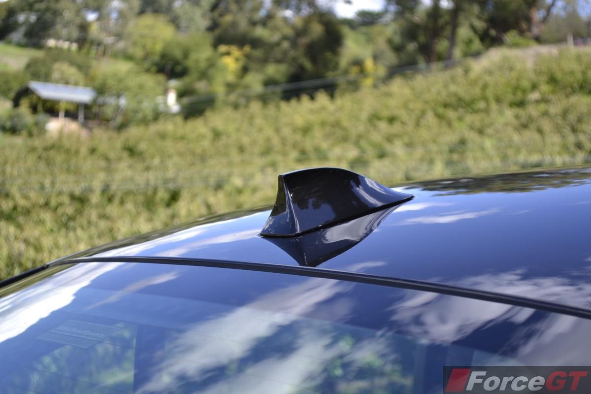 Mercedes Benz Shark Fin Antenna