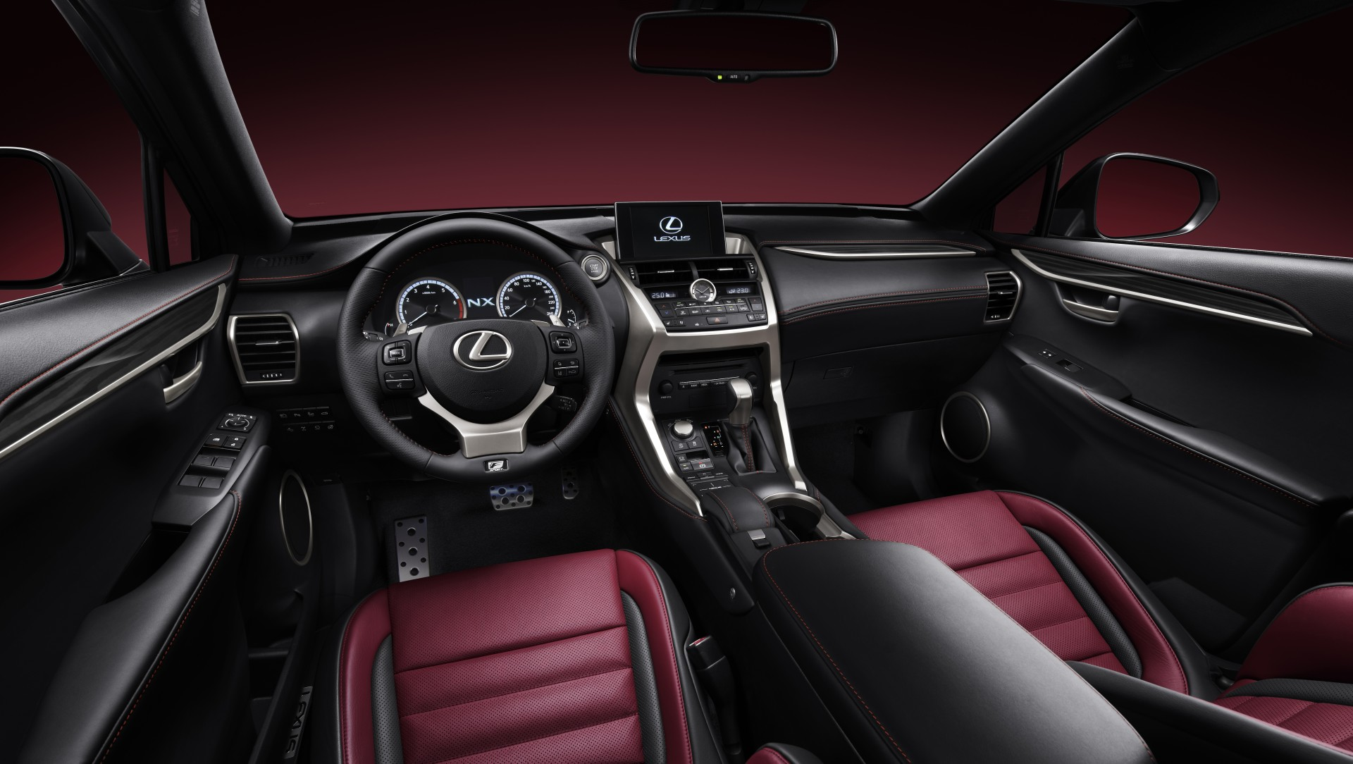 lexus cars news lexus nx official photos and first details. Black Bedroom Furniture Sets. Home Design Ideas