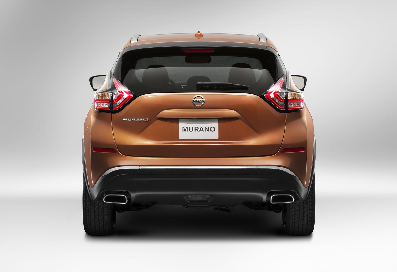 nissan cars news 2015 murano unwrapped ahead of new. Black Bedroom Furniture Sets. Home Design Ideas
