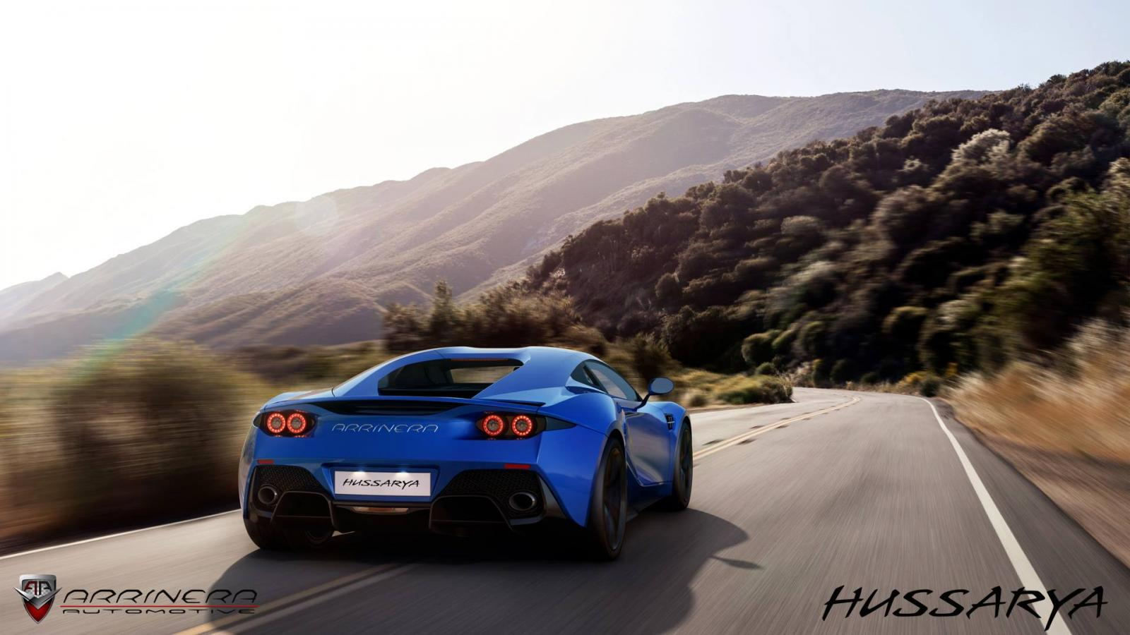 Arrinera Hussarya Supercar Rear Forcegt Com