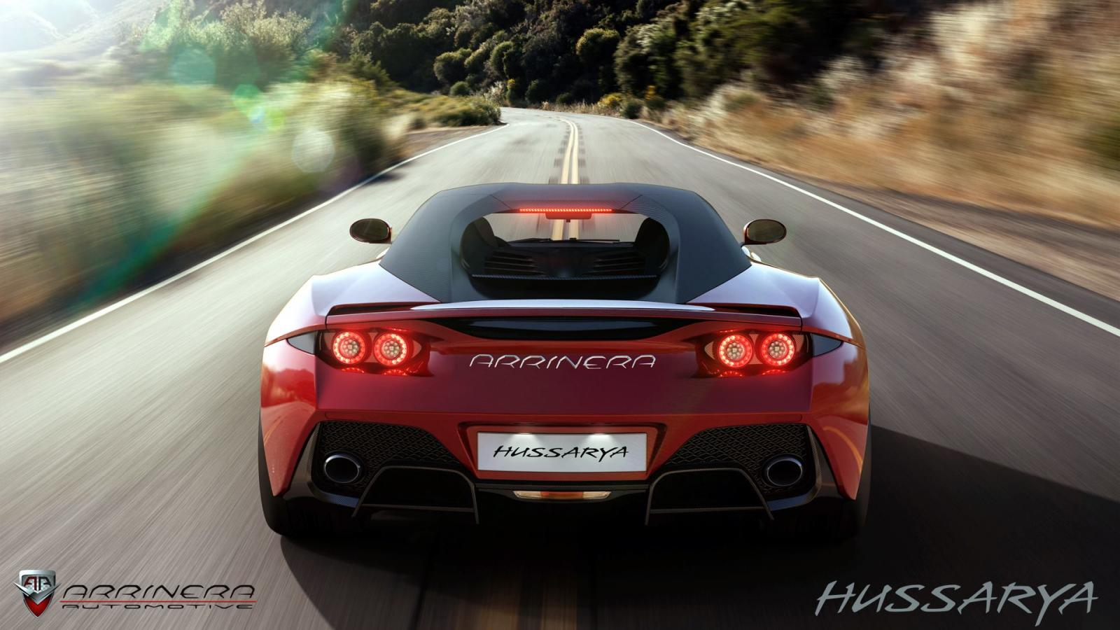 Arrinera Cars News Hussarya New Polish Supercar