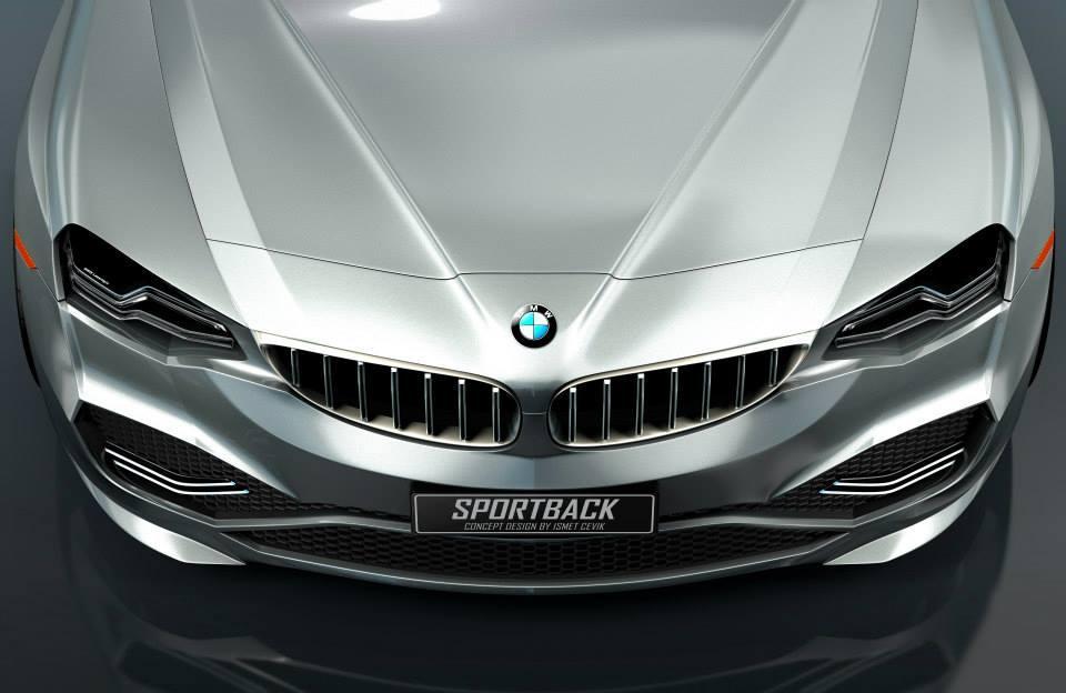 Bmw 4 Series >> BMW Cars - News: BMW 9 Series concept rendered