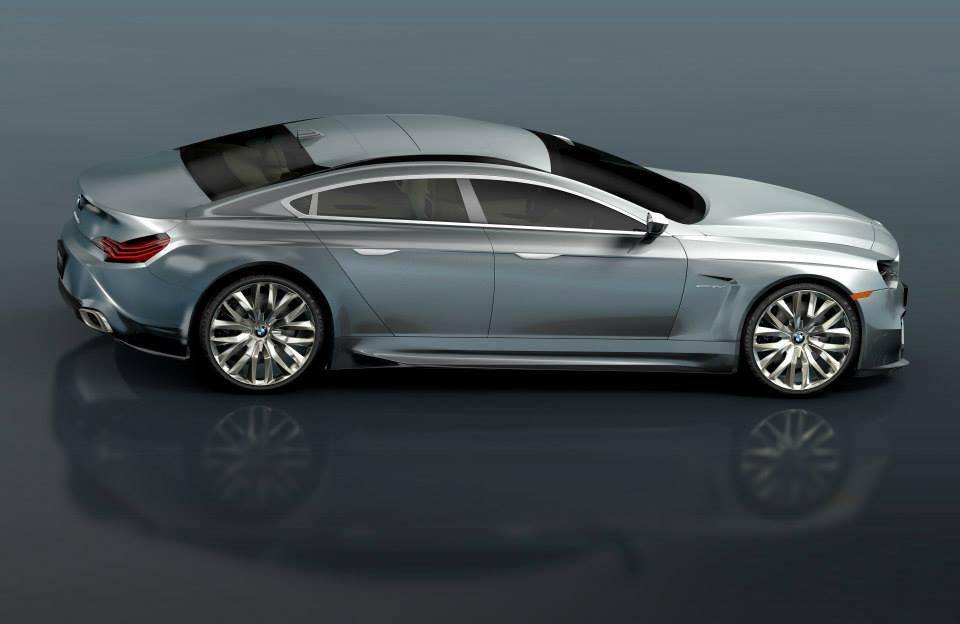 BMW Cars - News: BMW 9 Series concept rendered