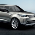 Land Rover Discovery Vision Concept - main