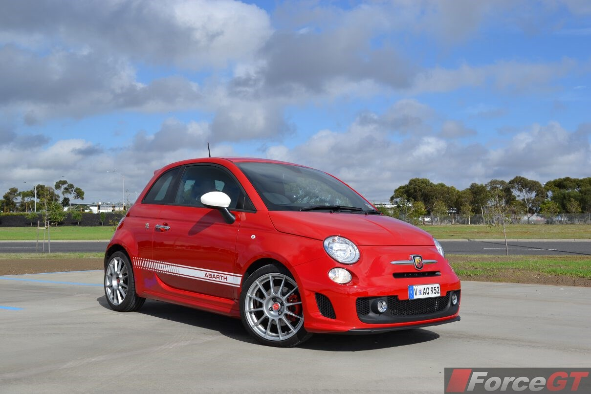 Abarth 500 Review 2014 Abarth 500 Esseesse