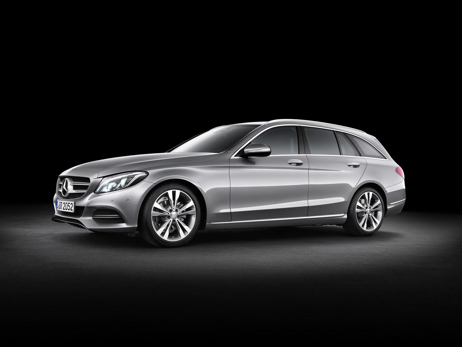 Mercedes cars news 2015 c class estate officially unveiled for Mercedes benz c class t model