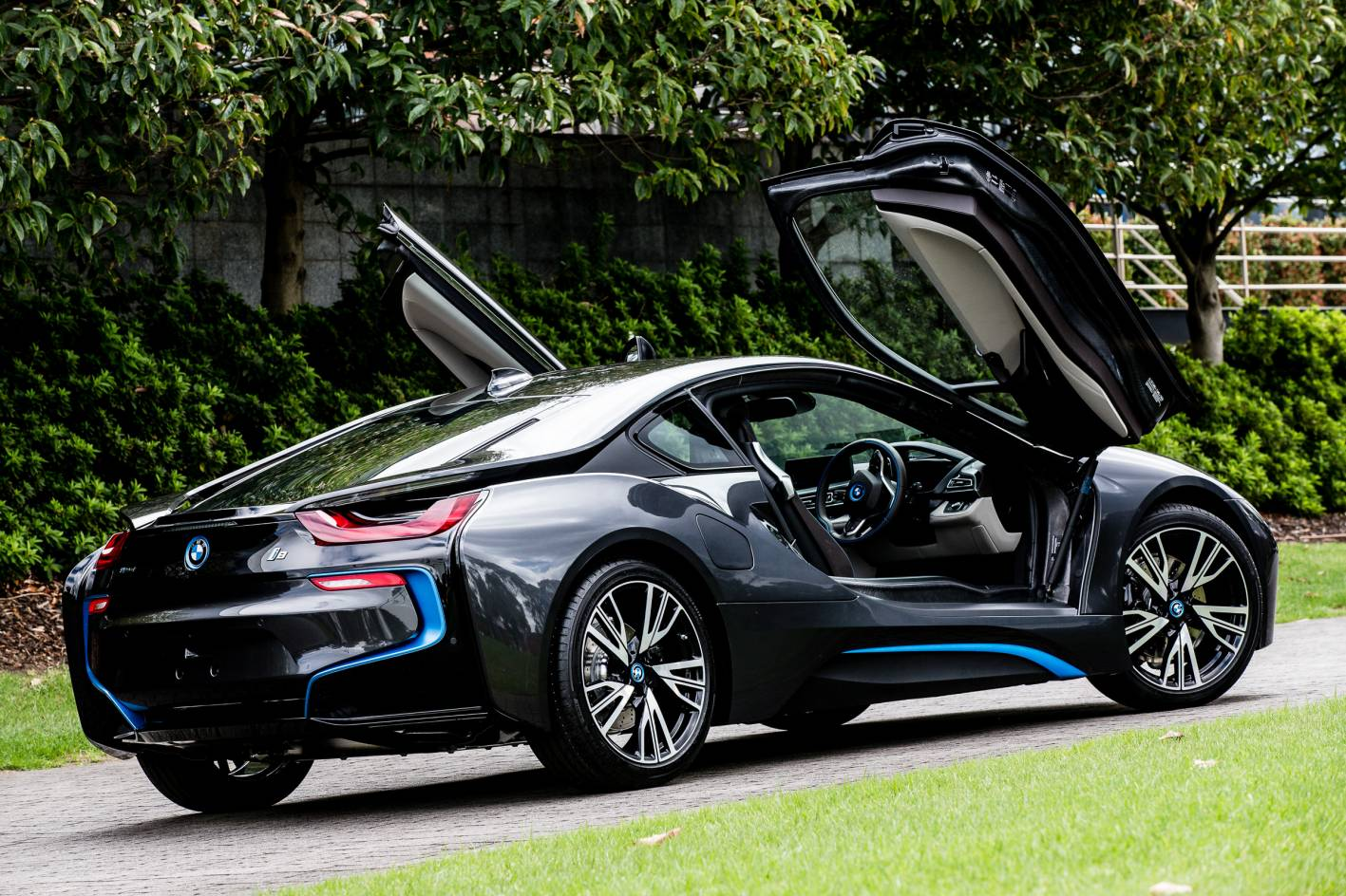 Bmw Cars News Bmw I8 Technical Specs At A Glance