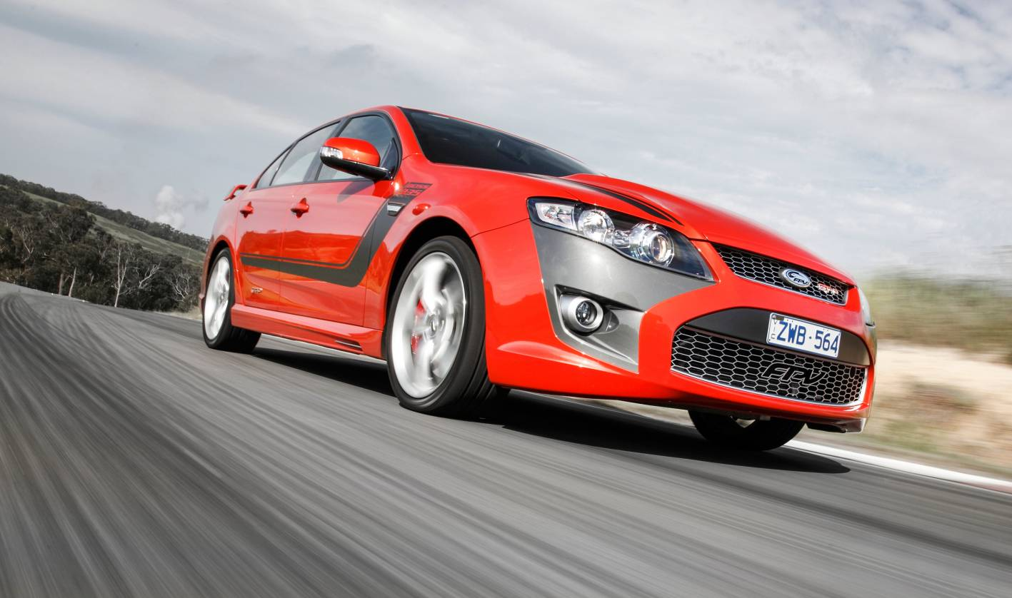 ford cars news fpv gt f sedan gets 351kw supercharged v8