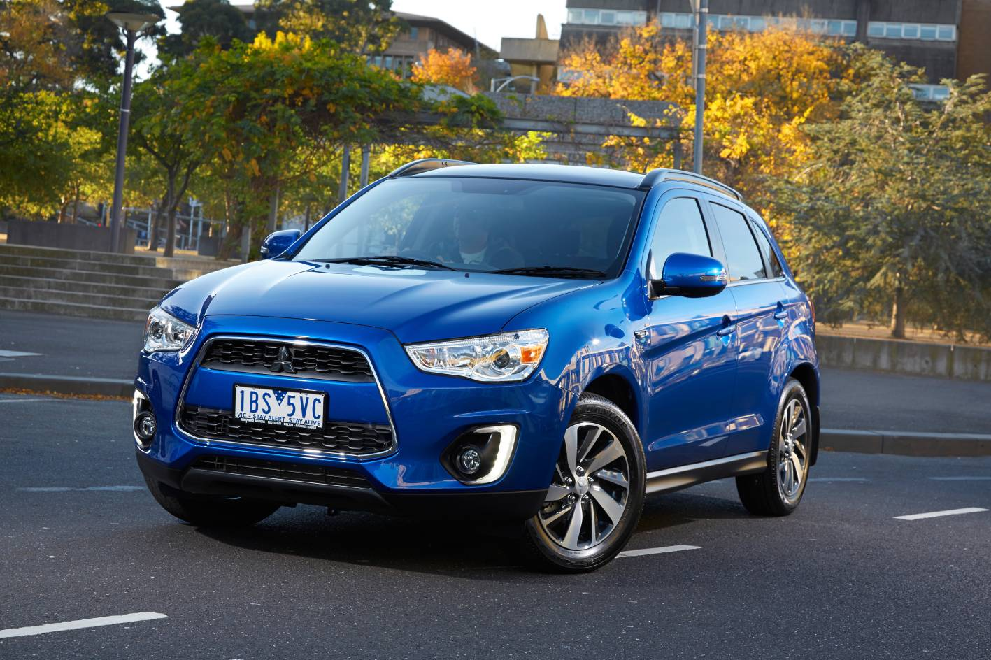 Mitsubishi Cars News My15 Asx On Sale Now From 24 990
