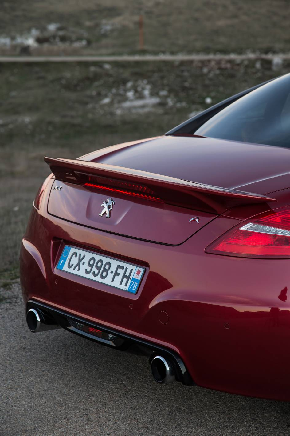 peugeot cars news pumped up rcz r launched from 68 990. Black Bedroom Furniture Sets. Home Design Ideas