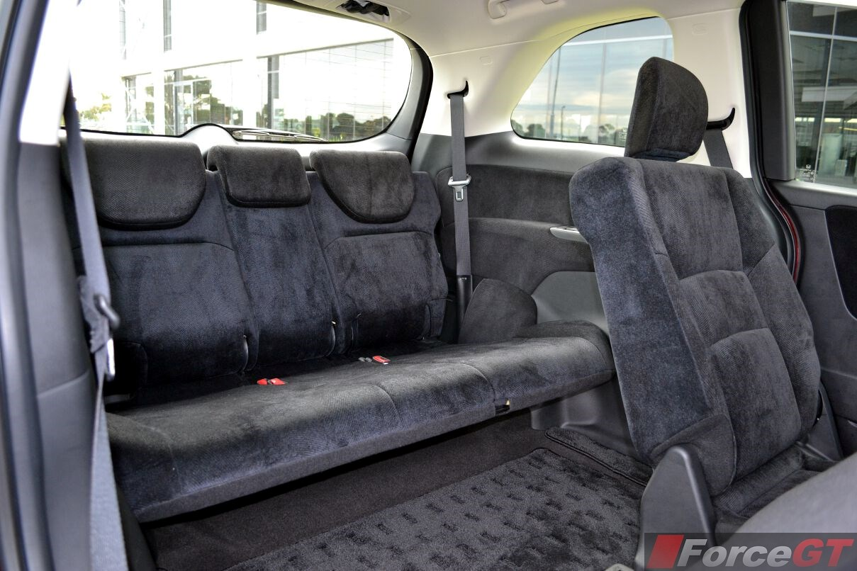 2014 honda odyssey 3rd row seats. Black Bedroom Furniture Sets. Home Design Ideas