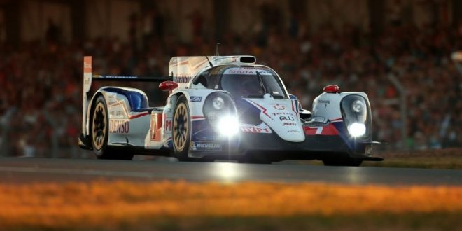 Toyota to race three cars at Le Mans 24-hour race