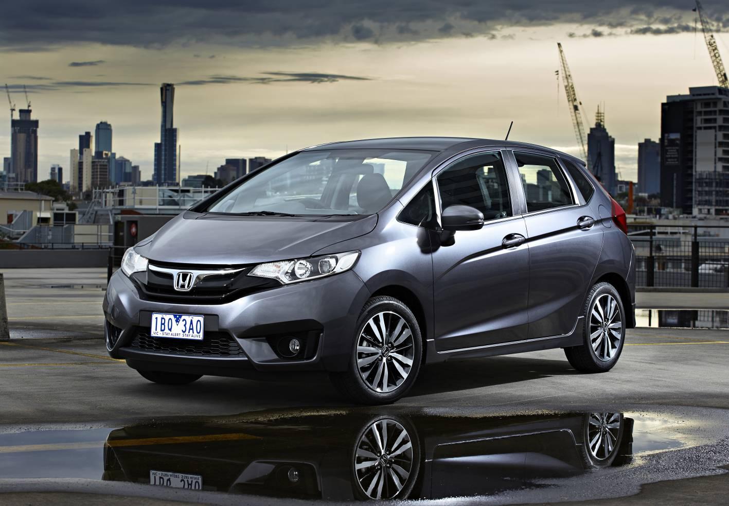 2015 Honda Jazz Front Quarter