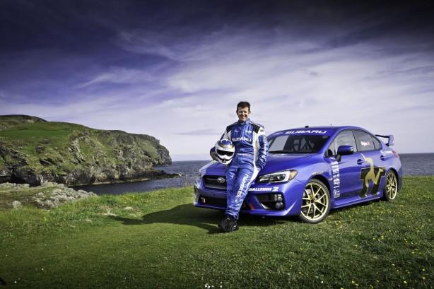 2015-Subaru-WRX-STI-Isle-of-Man-lap-record-1