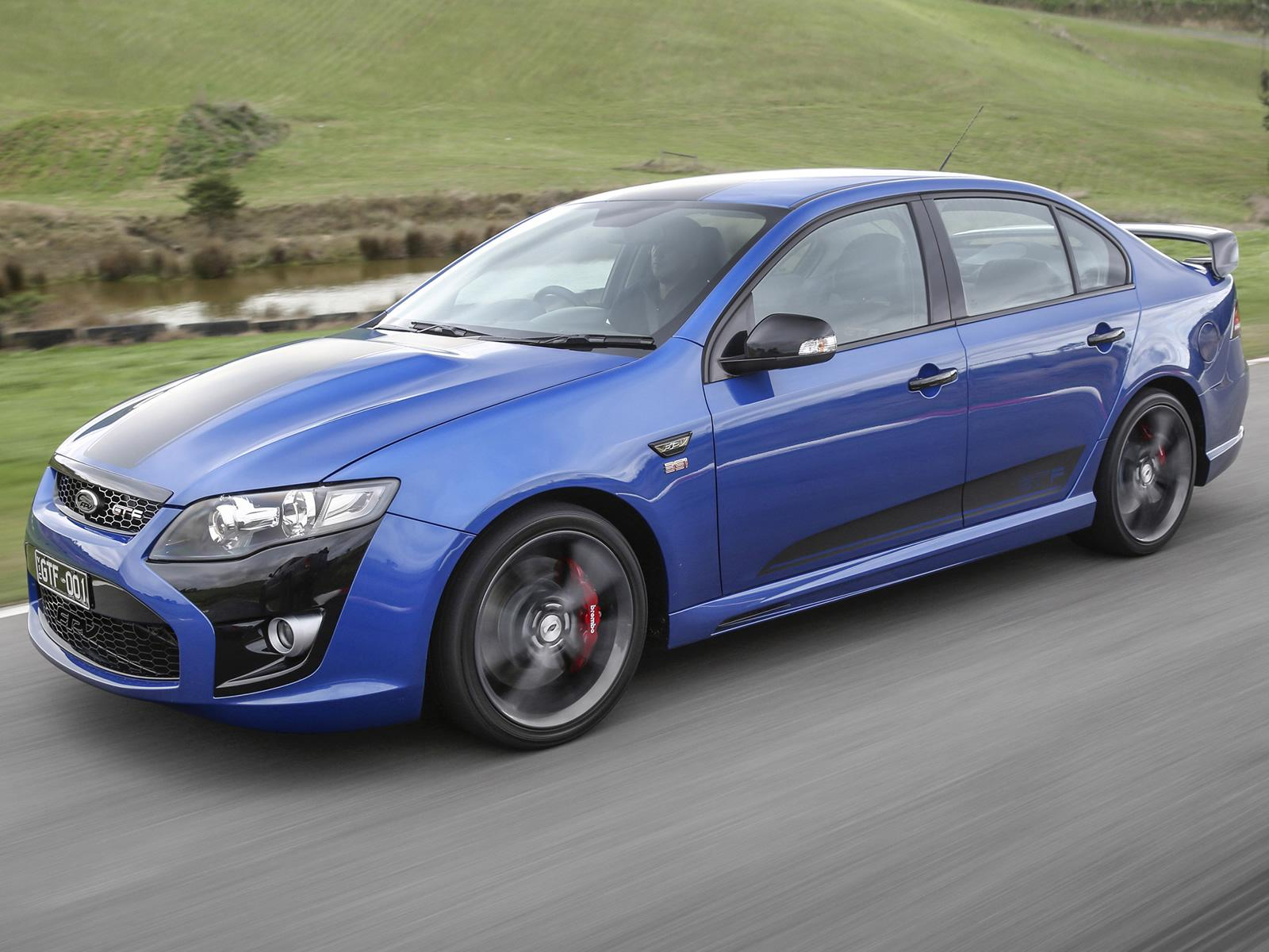 ford cars news fpv gt f 351 officially unveiled