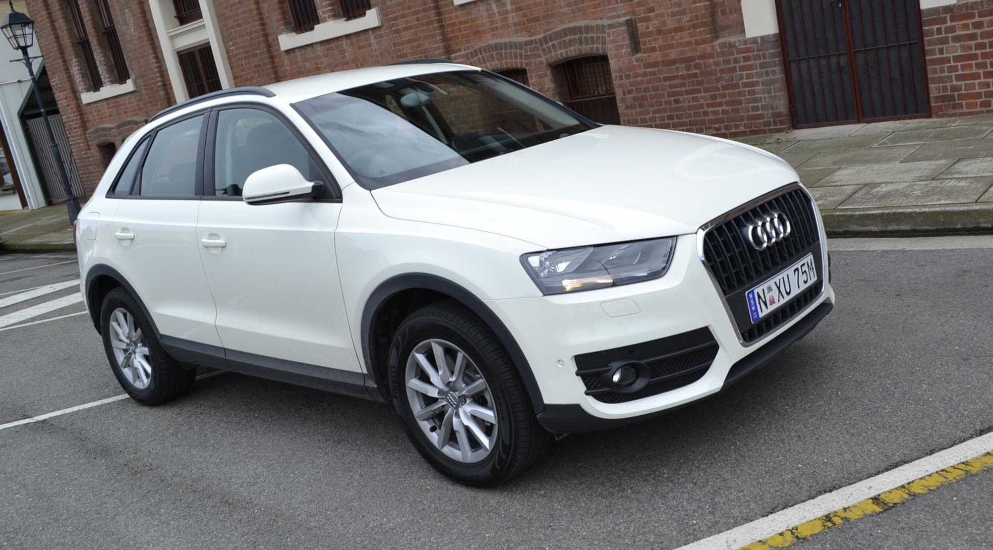 Audi Q5 Dimensions >> 2014 Audi Q3 Review