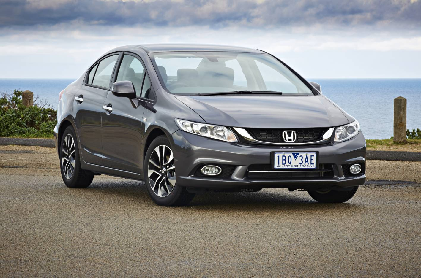 honda cars news 2015 honda civic revised with new price. Black Bedroom Furniture Sets. Home Design Ideas