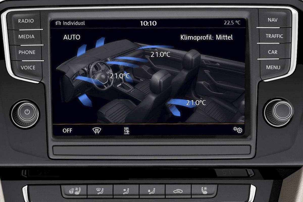 Volkswagen Cars News 2015 Volkswagen Passat Unwrapped