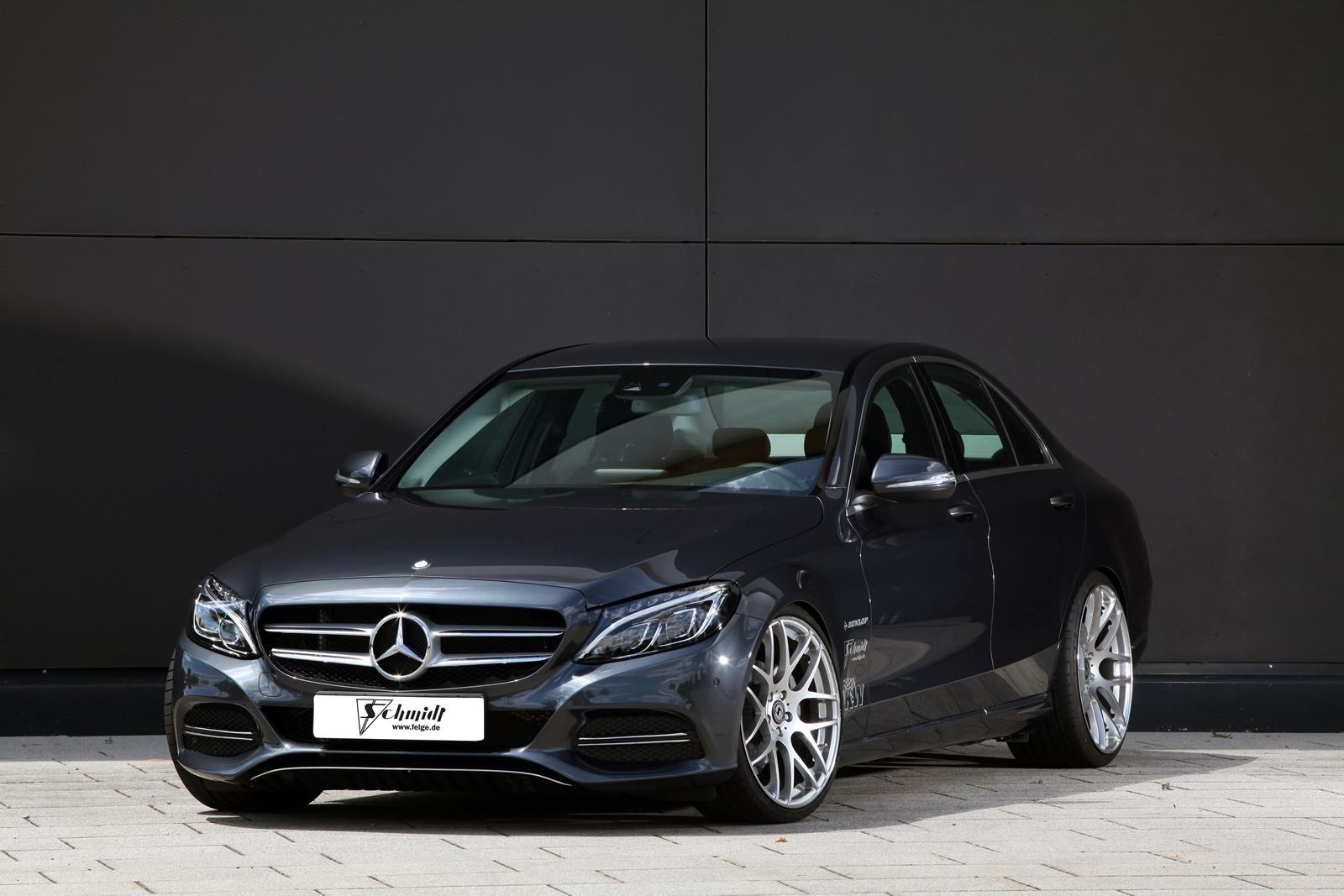Mercedes tuning 2014 c class tuned by schmidt revolution for Mercedes benz 2014 c class price