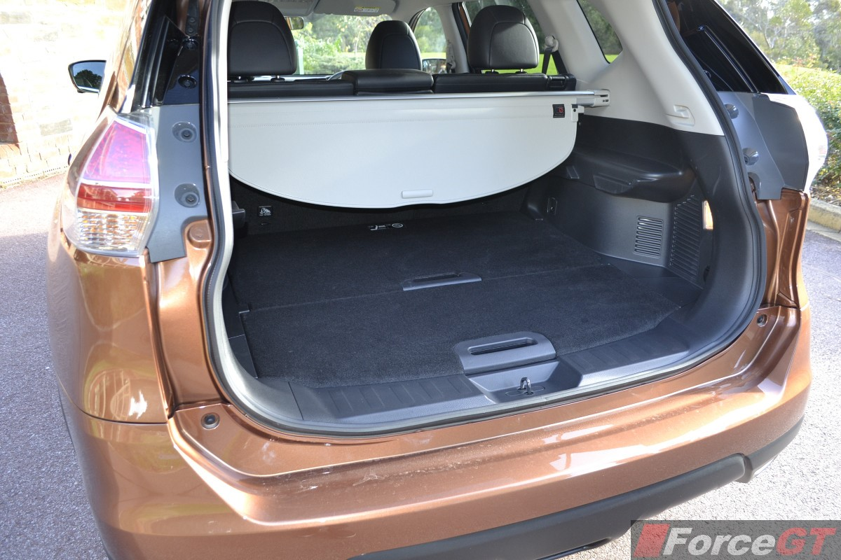 Nissan X Trail Review 2014 Nissan X Trail