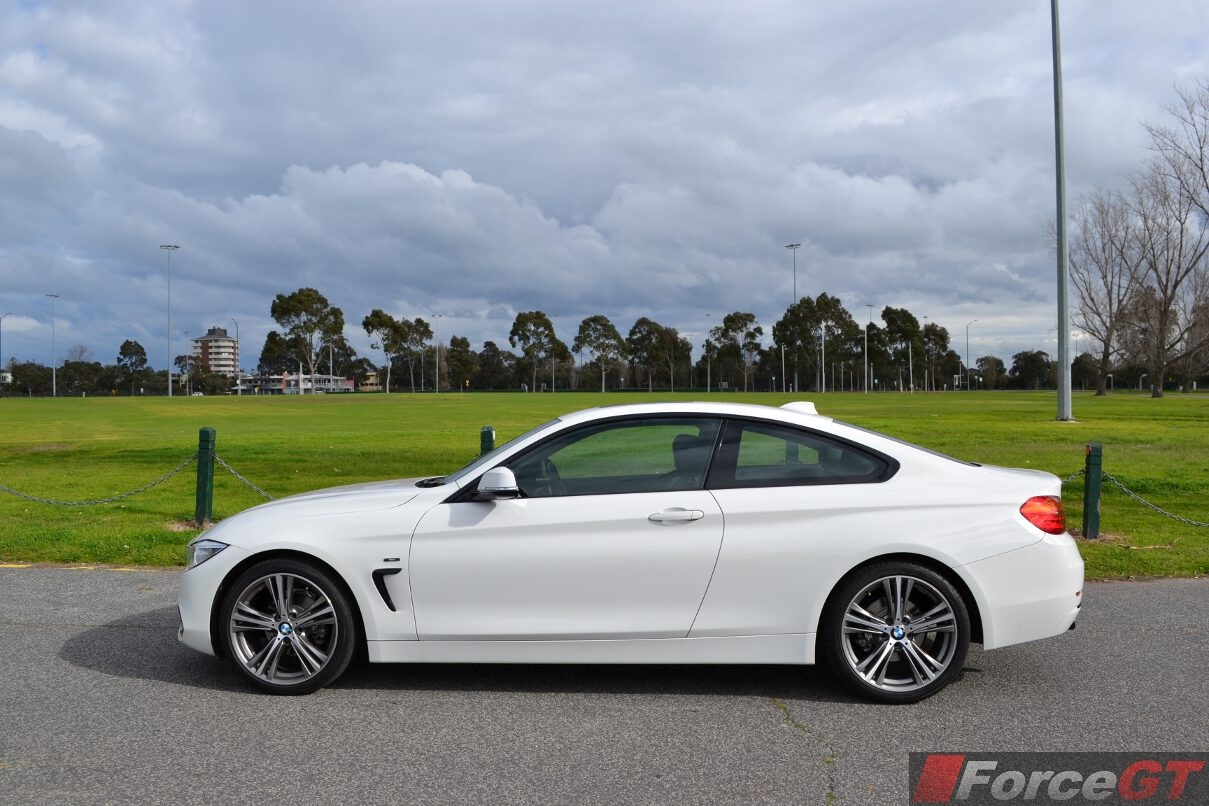 Bmw 2 Series Coupe Dimensions >> BMW 4 Series Review: 2014 BMW 420i Coupé
