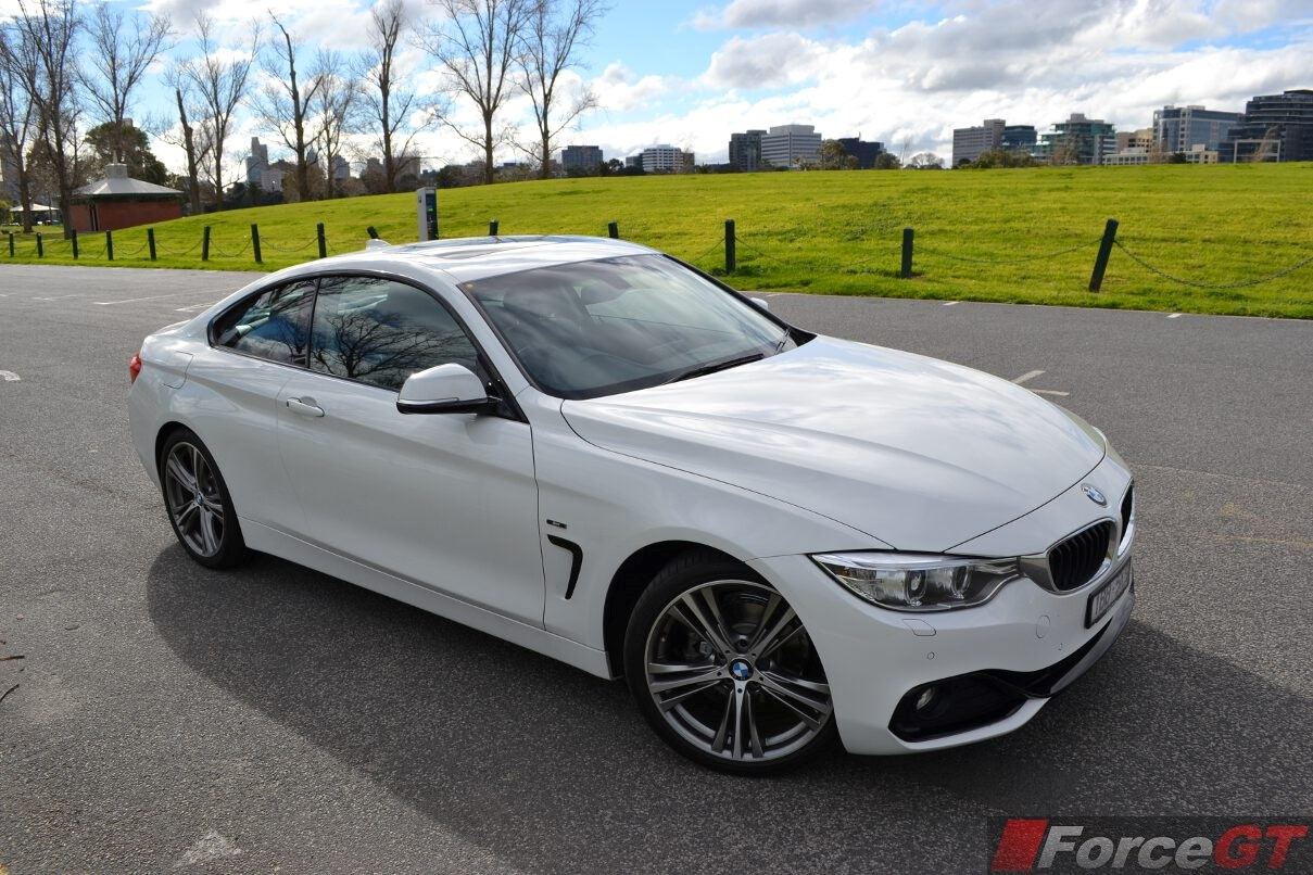 bmw 4 series review 2014 bmw 420i coup. Black Bedroom Furniture Sets. Home Design Ideas
