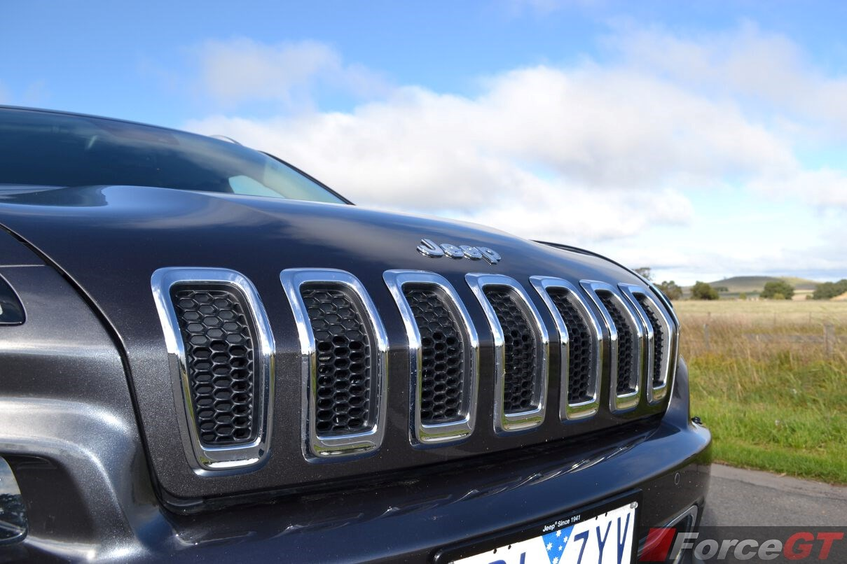 2014 jeep cherokee limited front grille. Black Bedroom Furniture Sets. Home Design Ideas