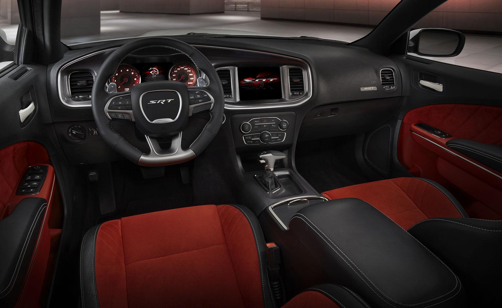2015 Dodge Charger Srt Hellcat Dashboard Forcegt Com