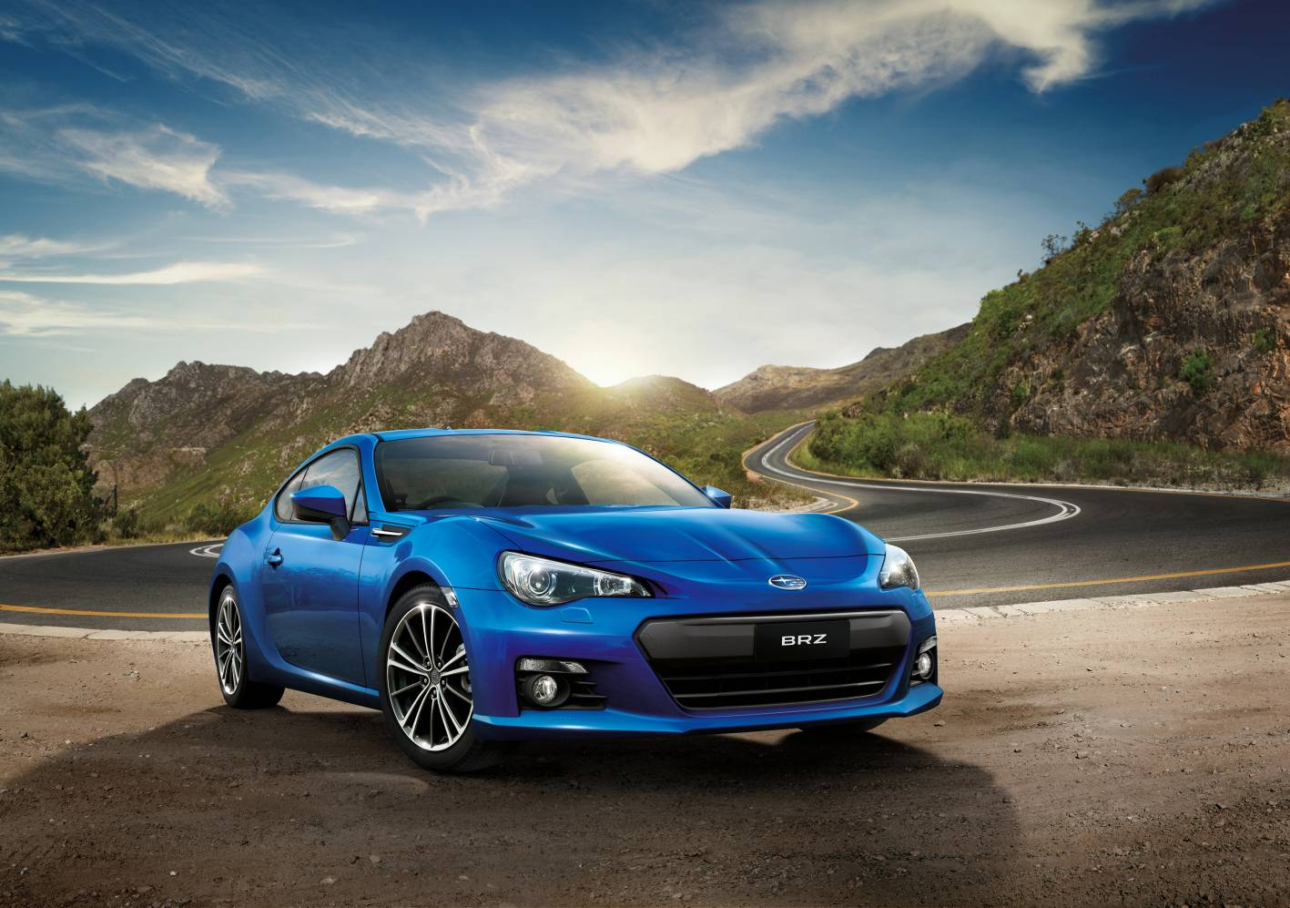 subaru brz revised with suspension and styling tweaks for 2015. Black Bedroom Furniture Sets. Home Design Ideas