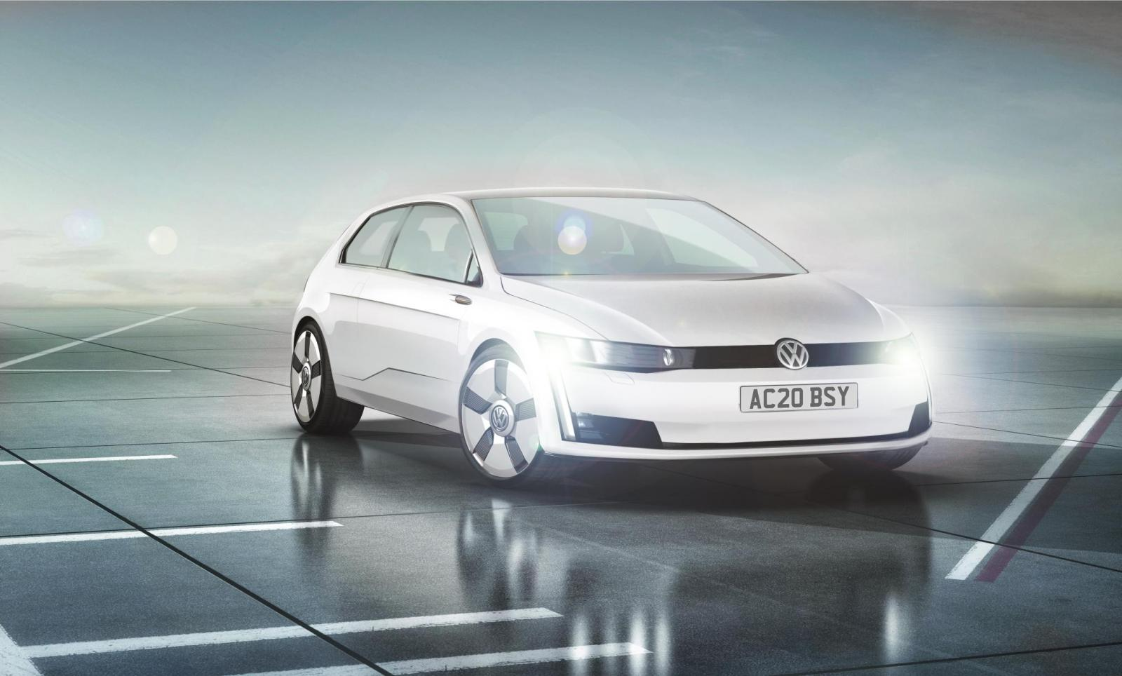 Volkswagen Cars News 2019 Golf 8 Under Development