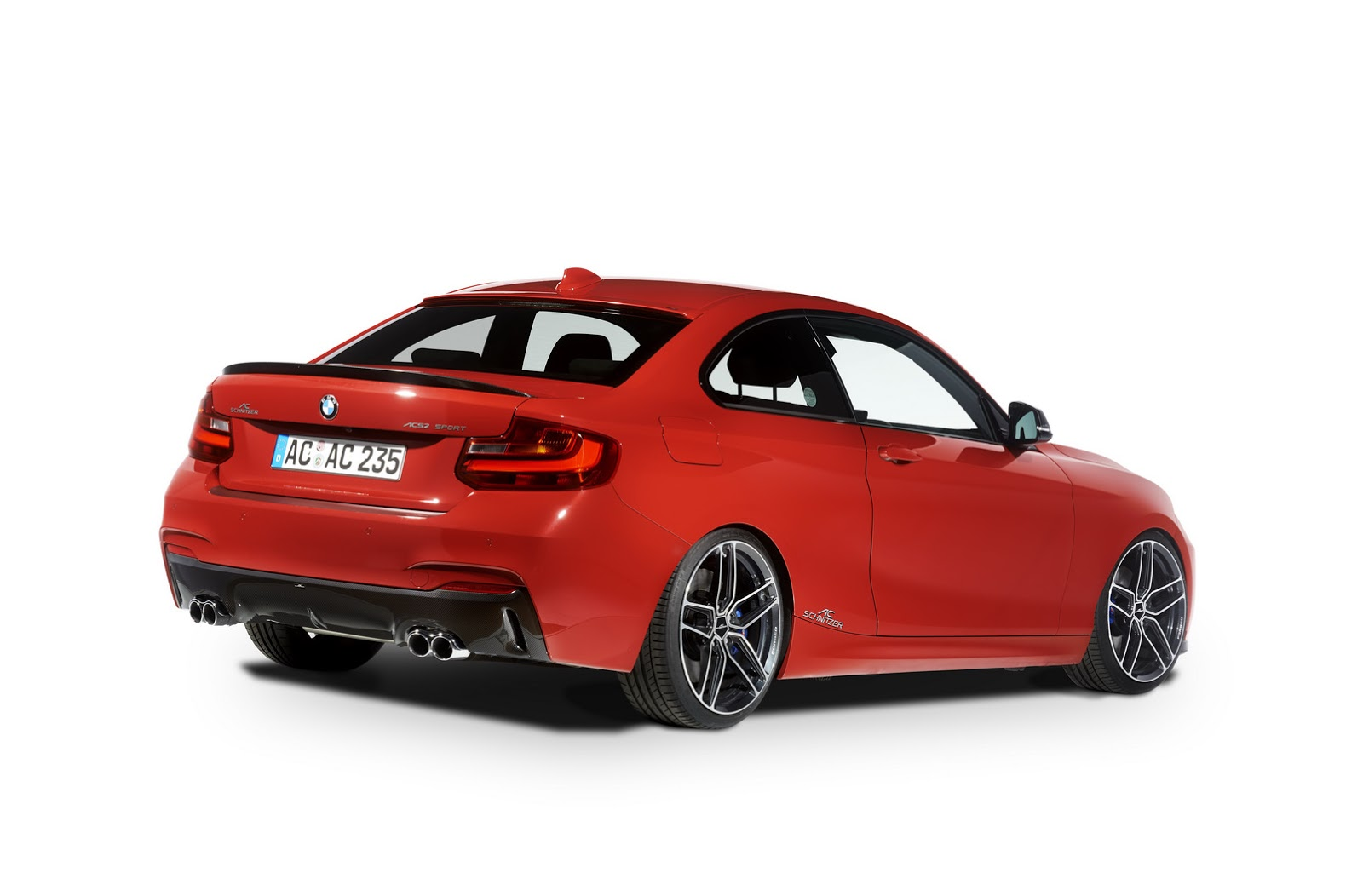 Bmw Tuning Ac Schnitzer Spices Up Bmw 2 Series Coupe