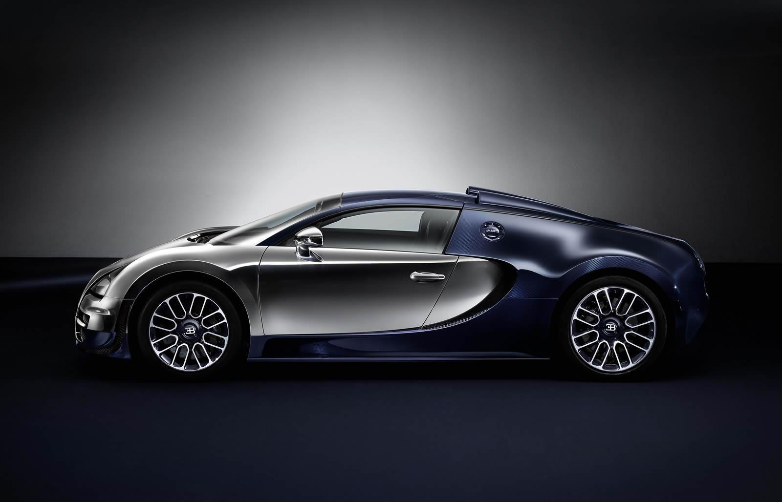 bugatti veyron ettore bugatti special edition side. Black Bedroom Furniture Sets. Home Design Ideas