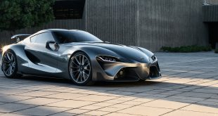Toyota FT-1 concept MkII - main