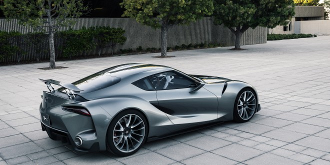 final new age toyota supra concept rumoured headed for tokyo - Autodesk Vred Professional 2014 Sr1 Sp7
