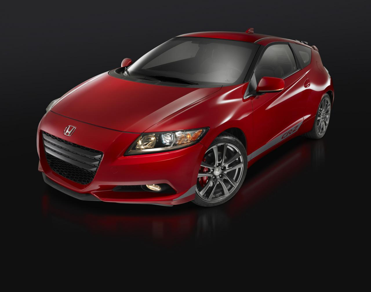 honda cr z gets supercharged with hpd street performance. Black Bedroom Furniture Sets. Home Design Ideas