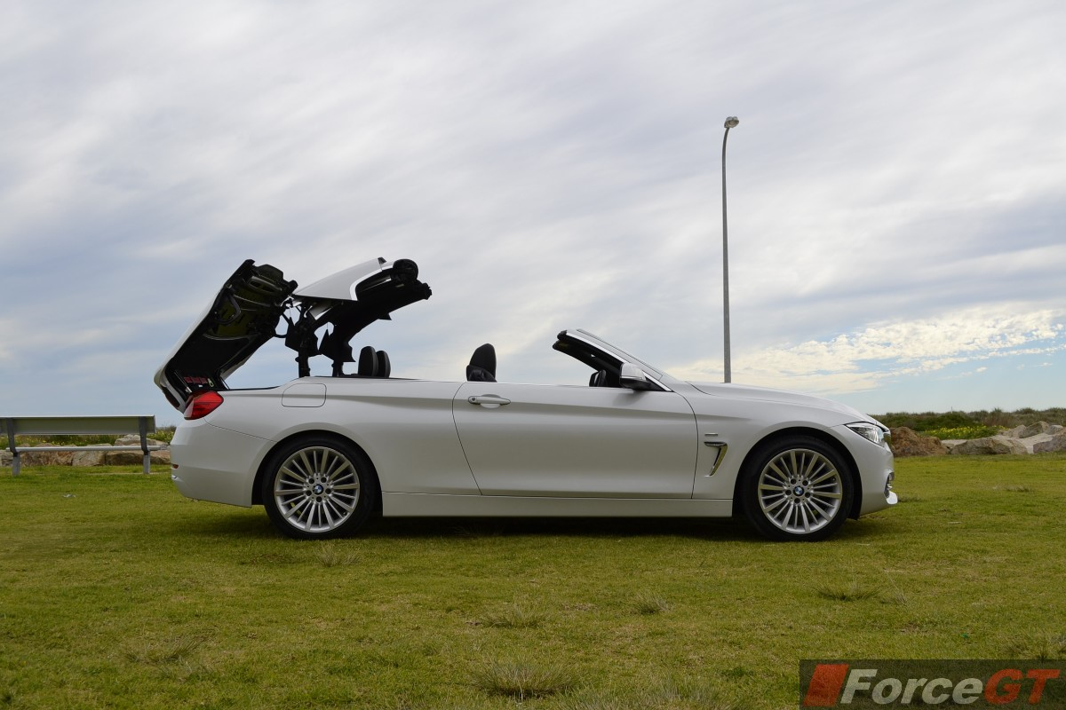 BMW 4 Series Convertible. The Infiniti G Coupe Is Now The