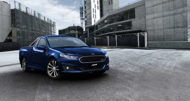 2014 Ford Falcon XR6 Ute