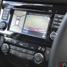 2014 Nissan Qashqai 7-inch touchscreen