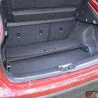 2014 Nissan Qashqai luggage floor panels