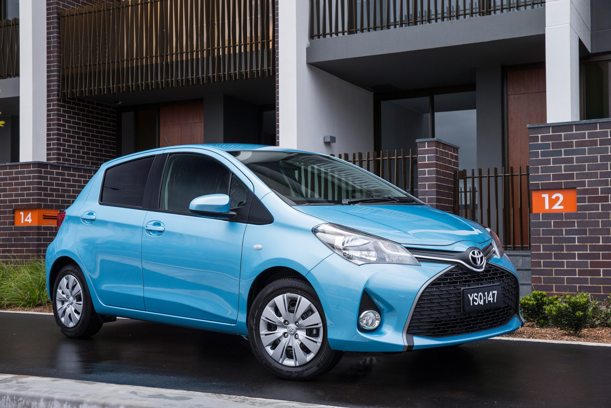 Toyota Cars News 2014 Toyota Yaris Hatch Pricing And Specs