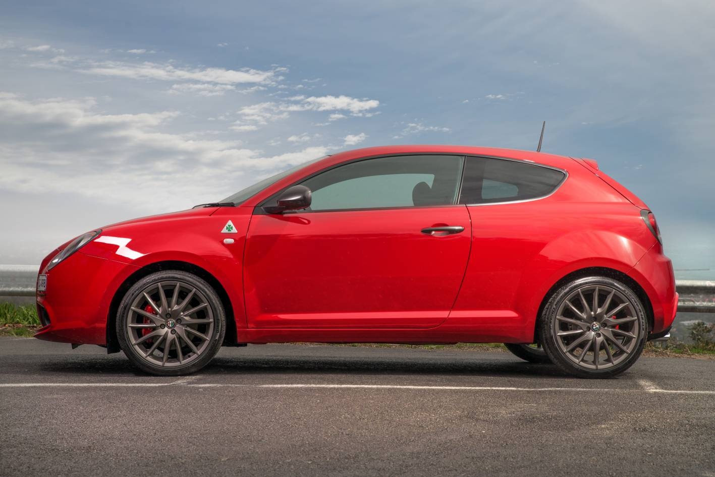 alfa romeo mito quadrifoglio verde launched from 30 500. Black Bedroom Furniture Sets. Home Design Ideas