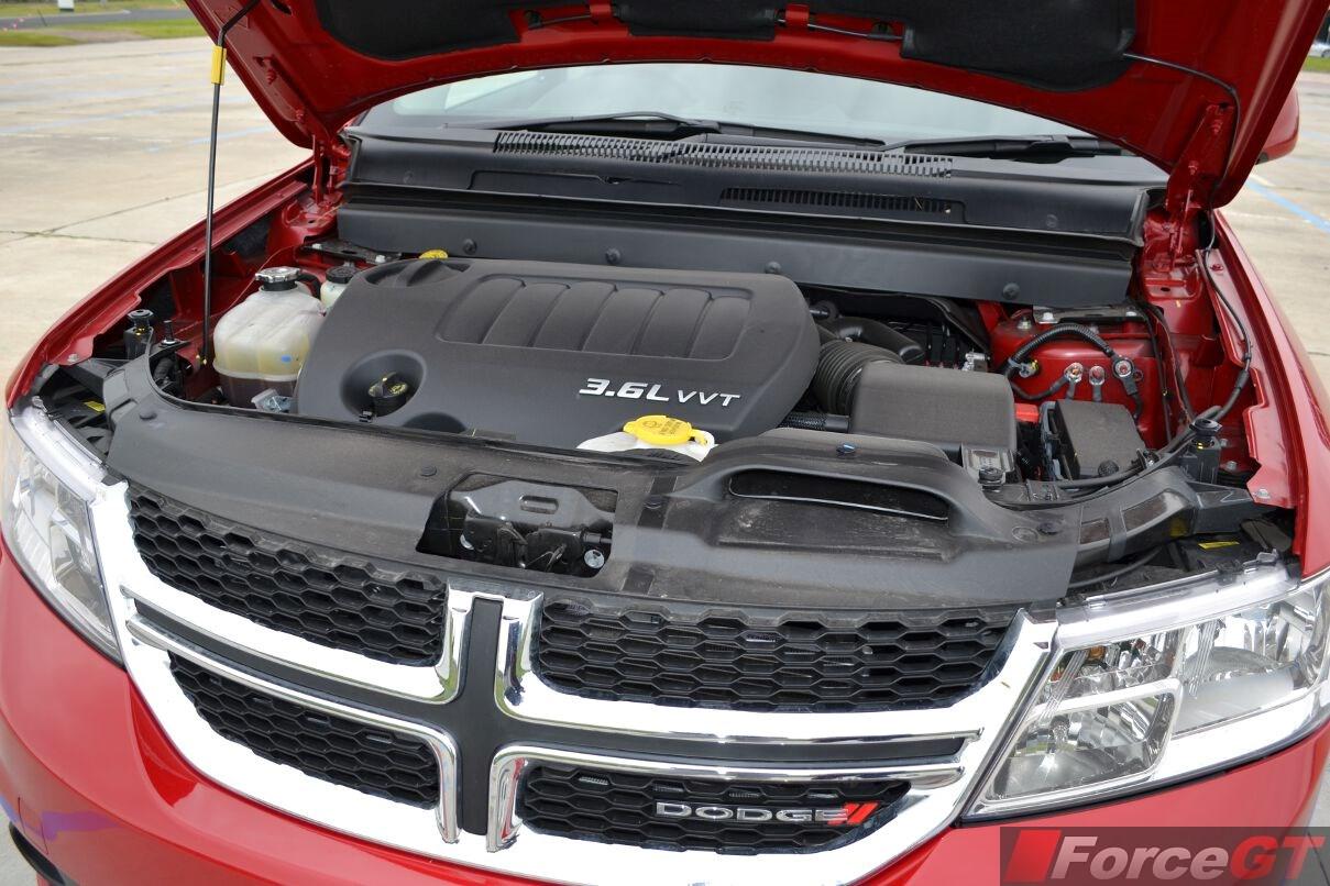 Dodge Journey Review 2014 Dodge Journey